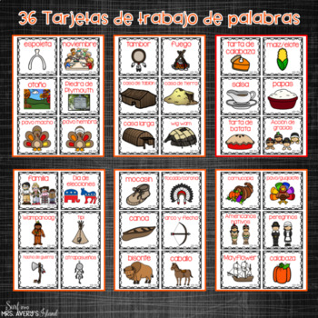 Spanish November Writing Prompts