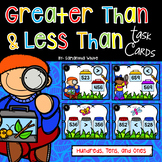 Greater Than & Less Than Task Cards