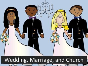 Wedding Marriage Clip Art