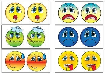 Same or Different- Smileys