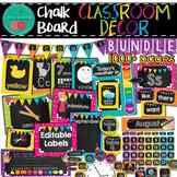 Chalkboard Bright Classroom Decor