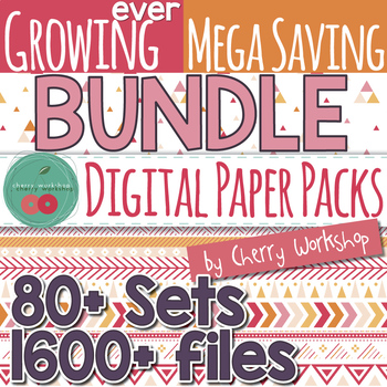 Digital Paper BUNDLE