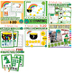 {-50% for 48 hours} St Patrick's Day Math Centers BUNDLE