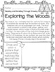 100 Second Grade Camping Theme No Prep Language, Reading, Writing, & Math Work