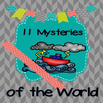 11 Mysteries of the World