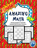 Scientific Notation Amazing Math