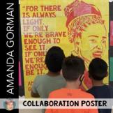 Amanda Gorman Collaboration Poster
