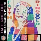 Faith Ringgold Collaboration Poster
