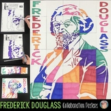 Frederick Douglass Collaboration Poster