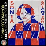 Sonia Sotomayor Collaboration Poster
