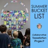 Summer Bucket List Collaborative Tessellation Project