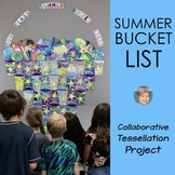 Summer Bucket List Collaborative Tessellation Project - En