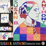Susan B. Anthony Collaboration Poster