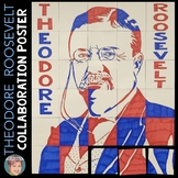 Theodore Roosevelt Collaboration Poster | Great for Presid