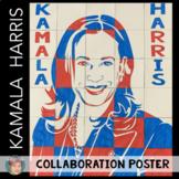 Vice President Kamala Harris Collaboration Poster