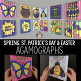 Agamograph Collection for Spring, Easter & St. Patrick's Day