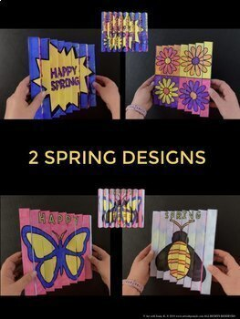 Agamograph Collection for Spring, Easter & St. Patrick's Day | Fun Spring Craft!