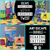 Art Escape READING EDITION BUNDLE