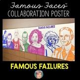 Famous Failures Collaboration Poster