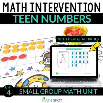 Teen Numbers Unit
