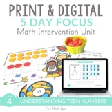 Teen Numbers Unit