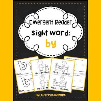 Sight Word Reader BY