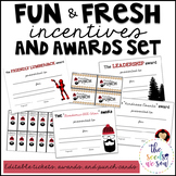 Lumberjack Theme: Editable Awards and Incentives Set