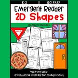 Shapes (2D) Emergent Reader