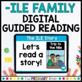 -ILE Digital Guided Reading Boom Cards™ & Google Slides