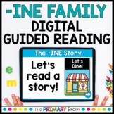 -INE Digital Guided Reading Boom Cards™ & Google Slides