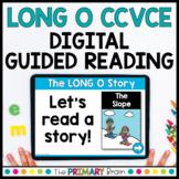 Long O CCVCE Digital Guided Reading   Magic E   Boom & Google