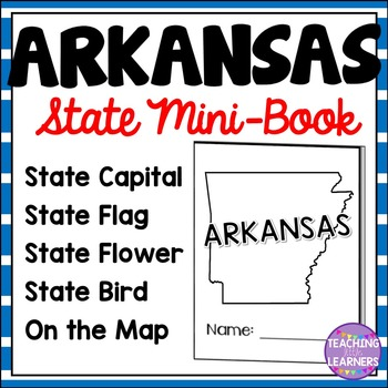 Arkansas State Mini-Book