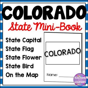Colorado State Mini-Book