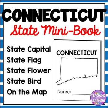 Connecticut State Mini-Book