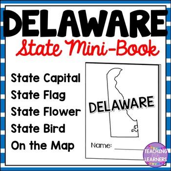 Delaware State Mini-Book