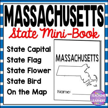 Massachusetts State Mini-Book