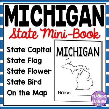 Michigan State Mini-Book