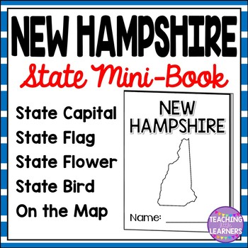 New Hampshire State Mini-Book