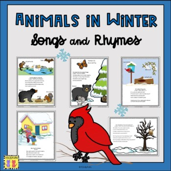 Animals In Winter Songs & Rhymes   Adaption   Hibernation   Migration