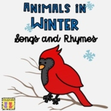 Animals In Winter Songs & Rhymes | Adaption | Hibernation