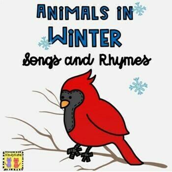 Animals In Winter Songs & Rhymes | Adaption | Hibernation