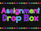Assignment Dropbox