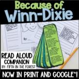 Because of Winn Dixie Read Aloud Companion