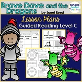 Brave Dave and the Dragons by Janet Reed, Guided Reading P