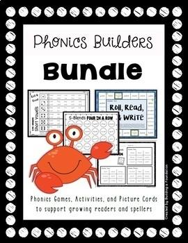 Phonics: Word Work BUNDLE