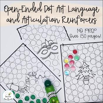 Do-A-Dot Art Reinforcers: A Growing Bundle