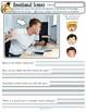 Emotional Scenes -- Worksheets, No Prep + Color