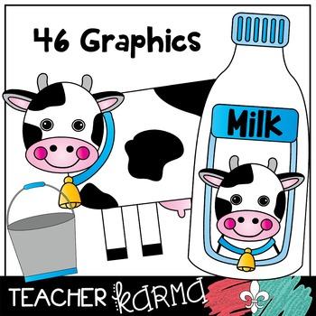 Farm & Friends Clipart * Animals