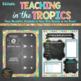 Meet the Teacher Class Newsletter - Editable Beach Theme