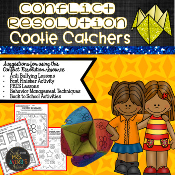 Conflict Resolution Cootie Catchers
